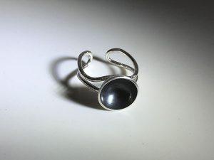 Ring i silver av Anna Tillas