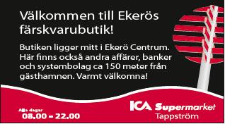 ICA på Ekerö