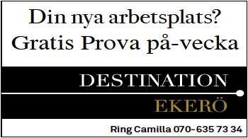 Destination Ekerö