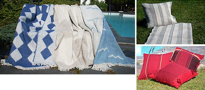 Textilkonstnär Eeva Axe