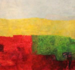 Komposition 1, av Nenna Stetter