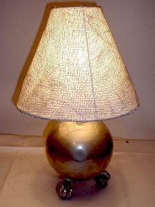 Lampskärm av Annika Öhman