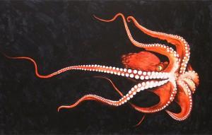 Stor bläckfisk