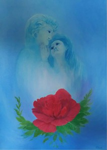 Älskande, av Marianne Rosell