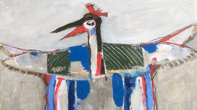 Målning Lennart Magnusson