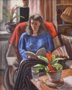 Susanne, Olja av Odd Sandberg