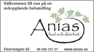Anias hud och skönhet