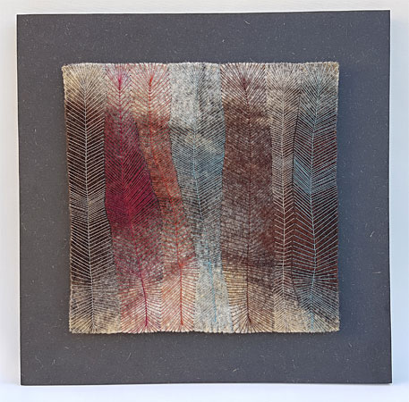 Textil av Ane Svanheden