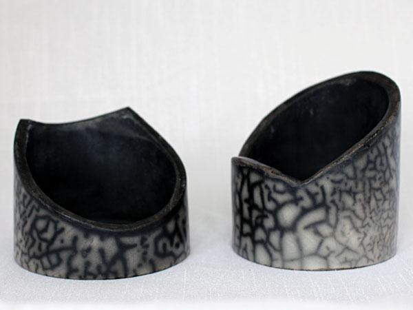 Ask i keramik av Jill Stark